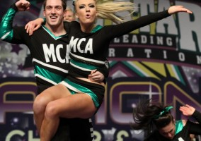 cheerleading mca